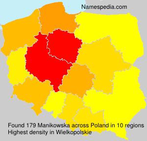Manikowska