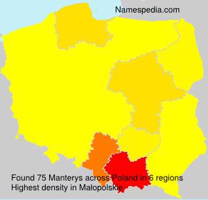 Manterys