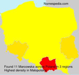 Marcowska