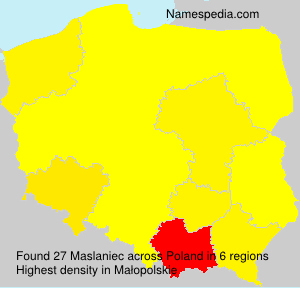 Maslaniec