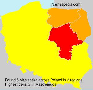 Maslanska