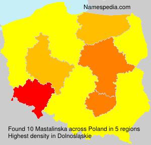 Mastalinska