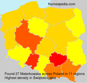 Materkowska