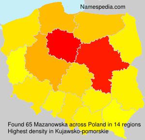 Mazanowska