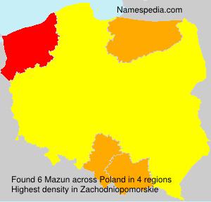 Mazun