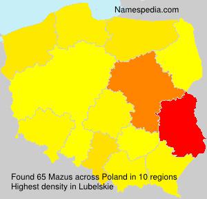 Mazus