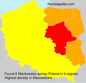 Mierkowska