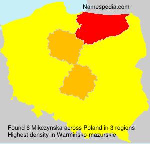 Mikczynska
