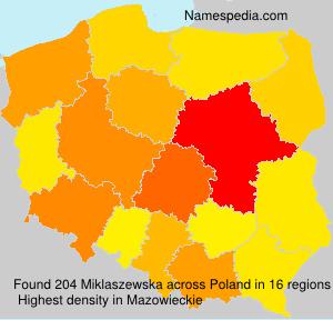 Miklaszewska