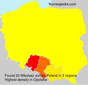 Mikolasz