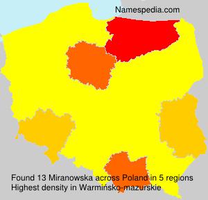 Miranowska
