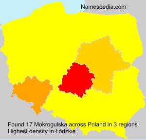 Mokrogulska
