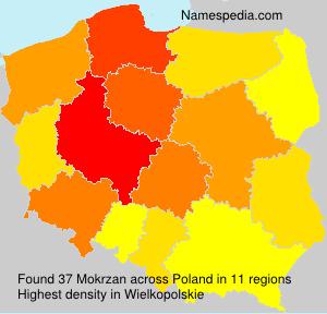 Mokrzan