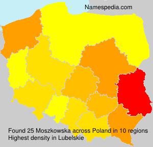 Moszkowska