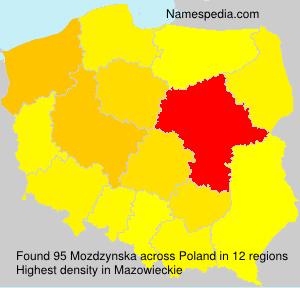Mozdzynska