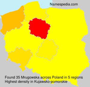 Mrugowska