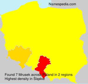 Mrusek