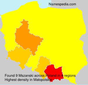 Mszanski