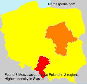 Muszewska