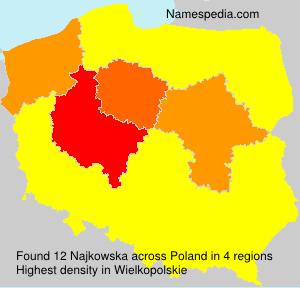 Najkowska