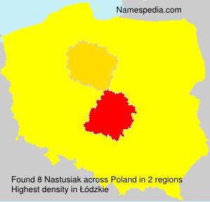 Nastusiak