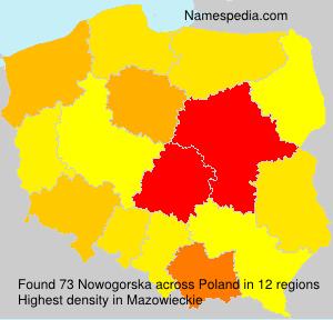 Nowogorska