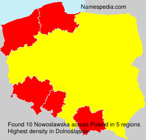 Nowoslawska