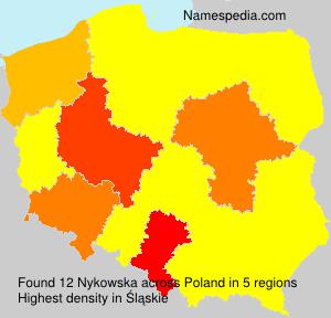 Nykowska