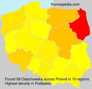 Odachowska