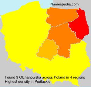 Olchanowska