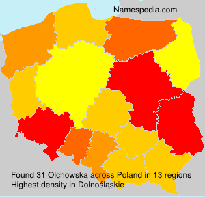 Olchowska
