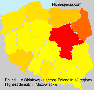 Oldakowska