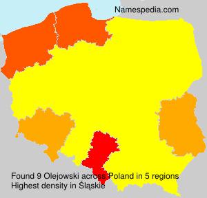 Olejowski