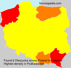 Oleszycka