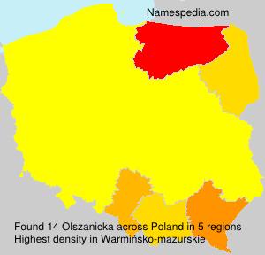 Olszanicka