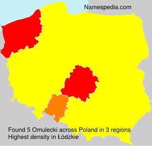 Omulecki