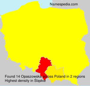 Opaszowska