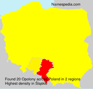 Opolony