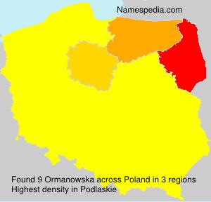 Ormanowska