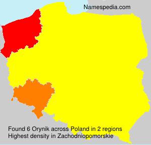 Orynik