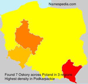 Oskory