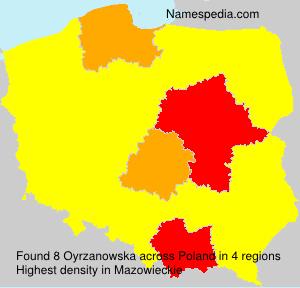 Oyrzanowska