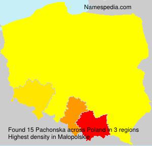 Pachonska