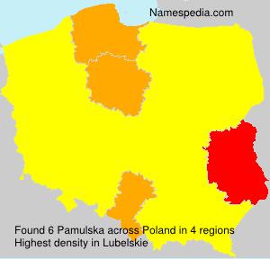 Pamulska