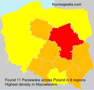 Paniewska