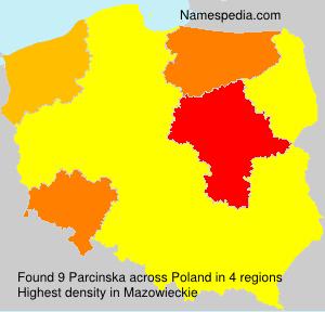Parcinska