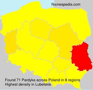 Pardyka