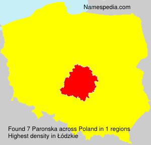 Paronska