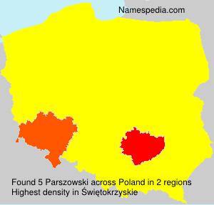 Parszowski