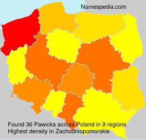 Pawicka